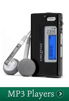 Borrow an MP3 Player
