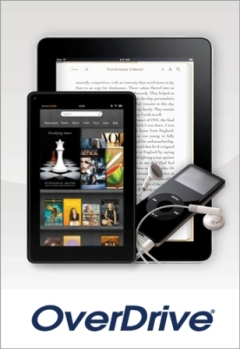 eBooks on OverDrive