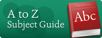 A to Z Subject Guide