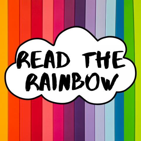 Image result for reading rainbow lgbtq book club